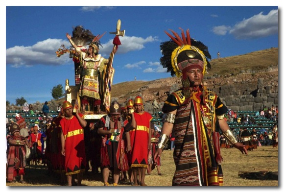 DropShadow ~ Inti Raymi