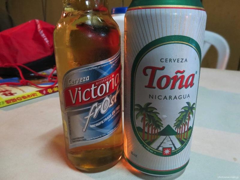 トーニャ(ニカラグアビール)
