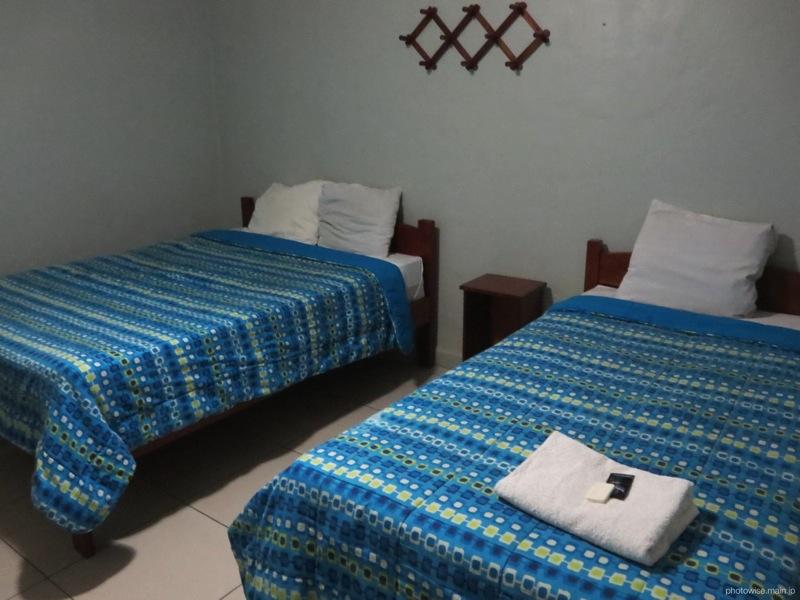 ticabus併設のホテル