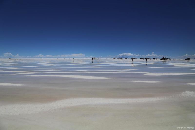 ウユニ塩湖again