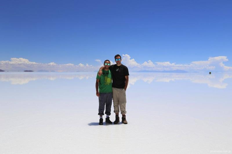 塩湖とイスラエル人