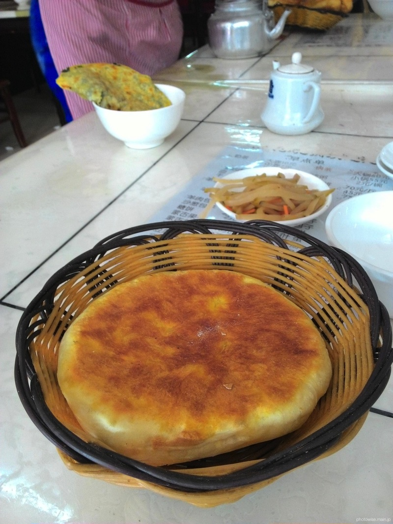 モンゴルのパン