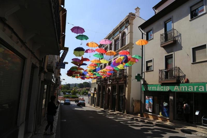 アゲダの傘まつり