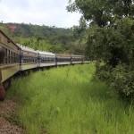 タンザン鉄道の旅