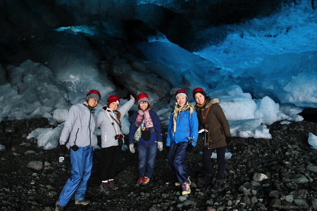 氷の洞窟5