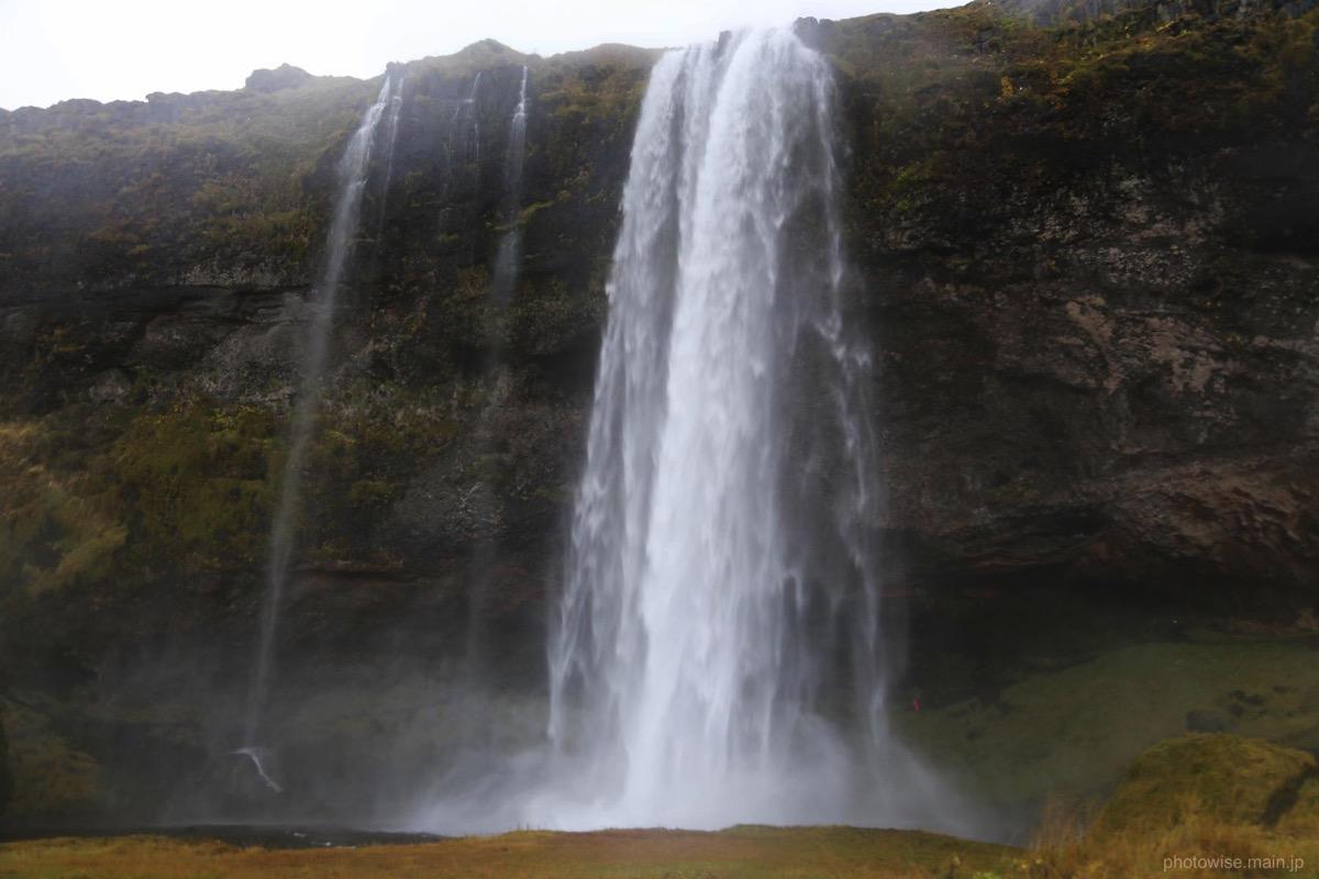 セリャラントスフォスの滝