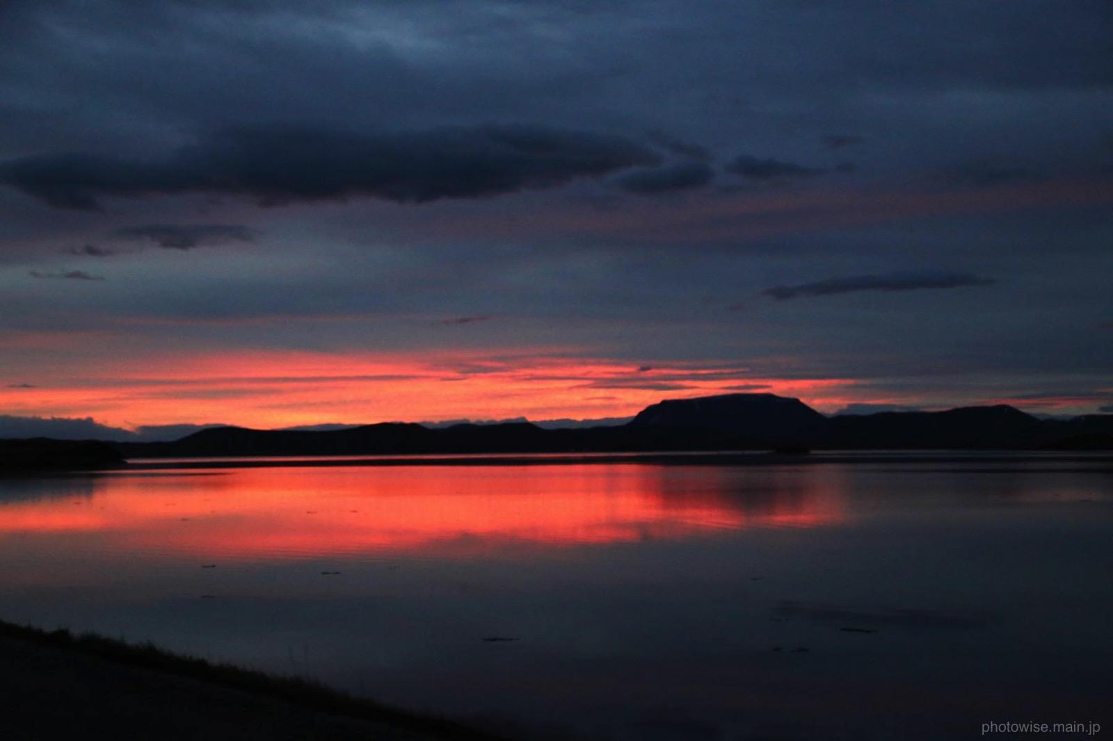 myvatn_sunrise