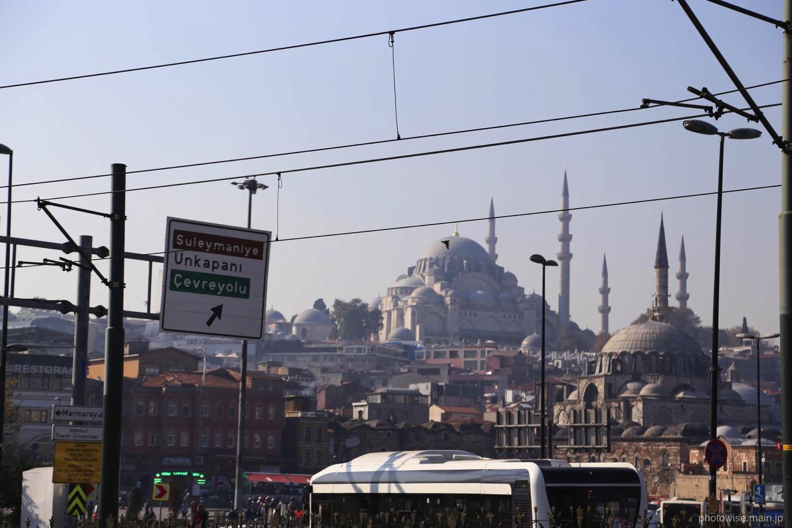 イスタンブールの旧市街
