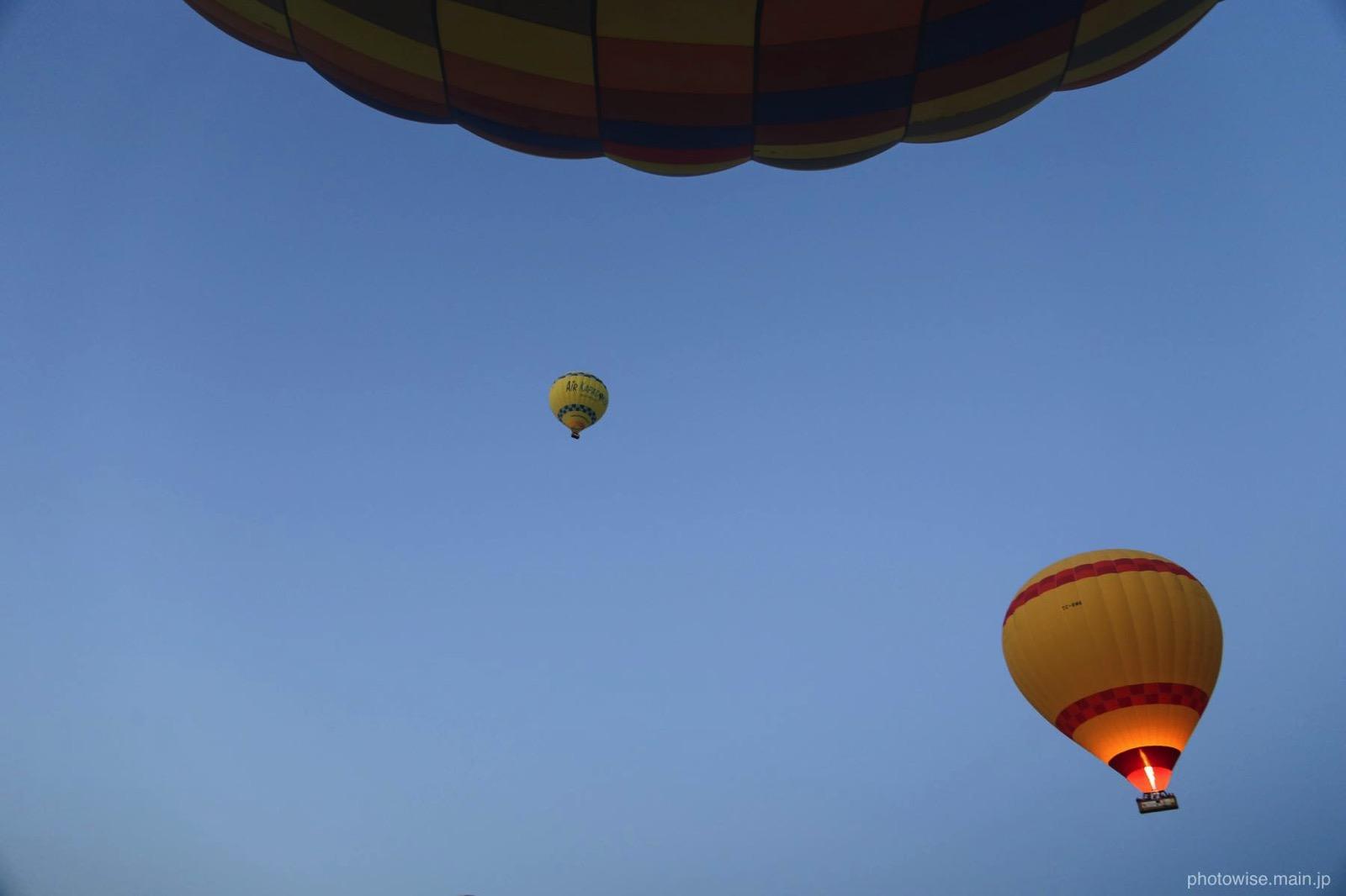 気球ツアーのはじまり