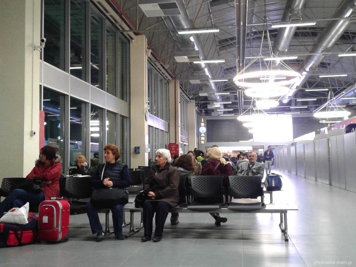 、Alibeyköyバスターミナル