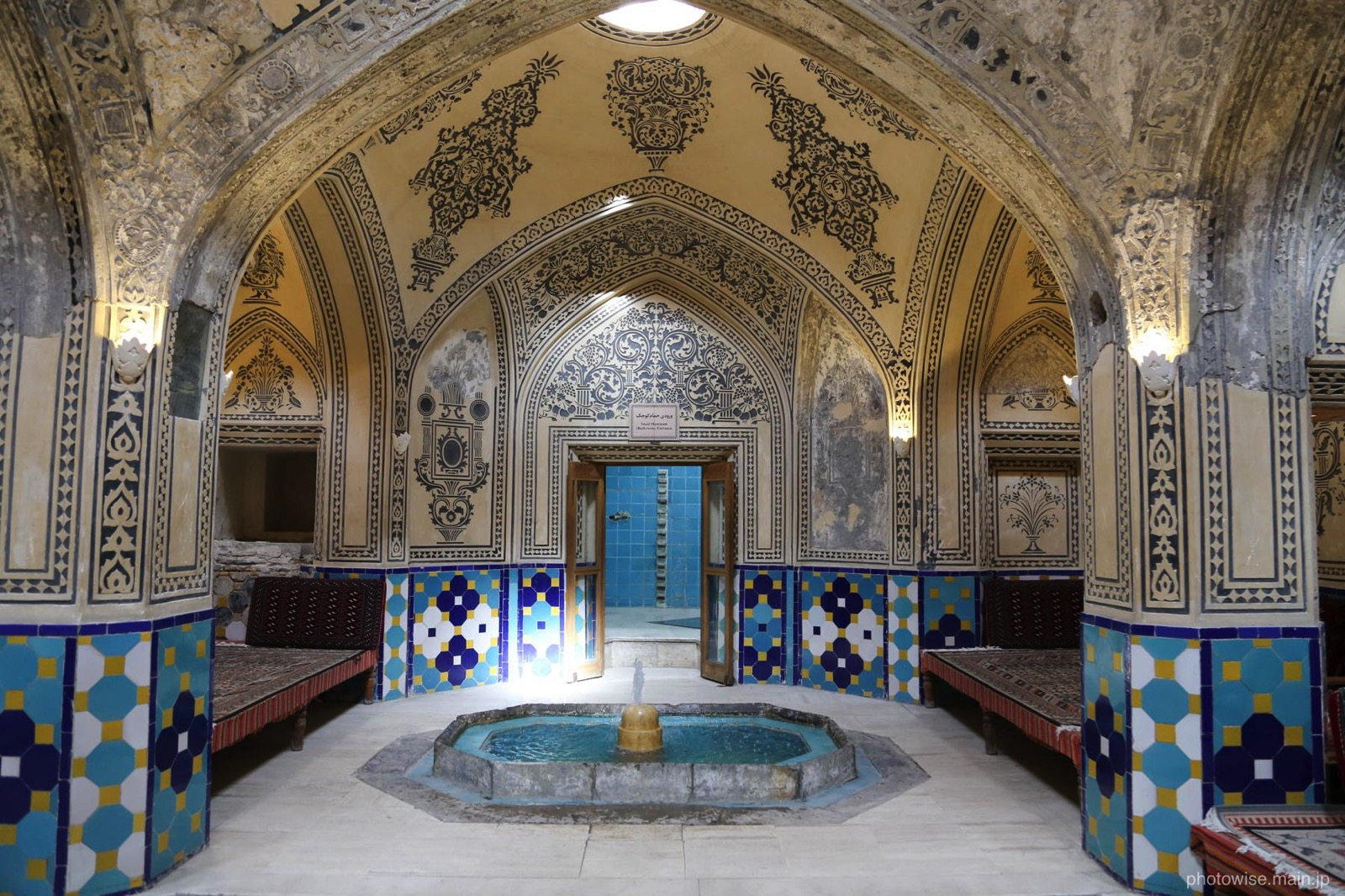 Sultan Amir Ahmad Bathhouse Sultan Amir Ahmad Bathhouse