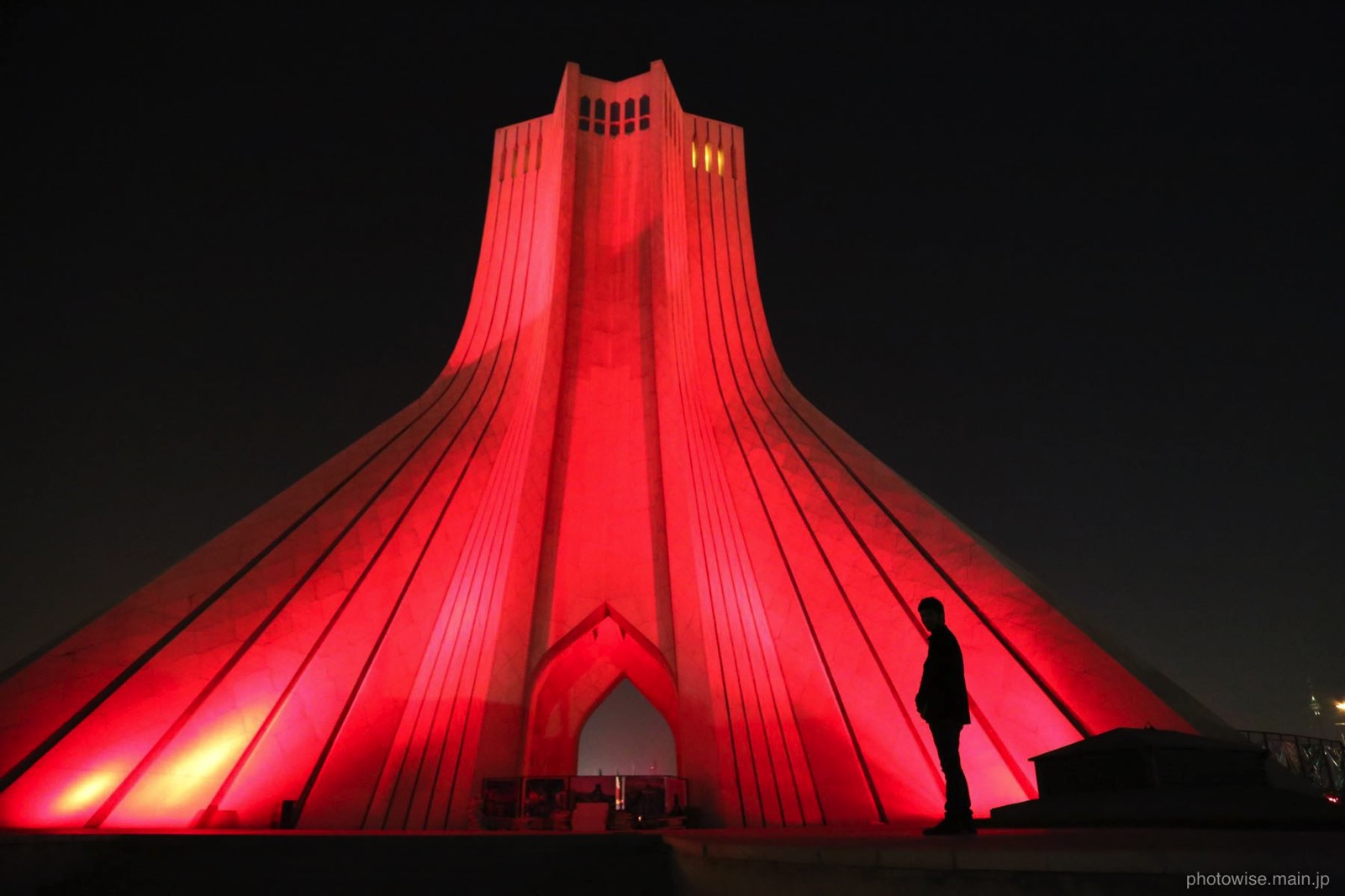 azadi tower2