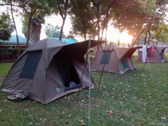 1stキャンプサイト