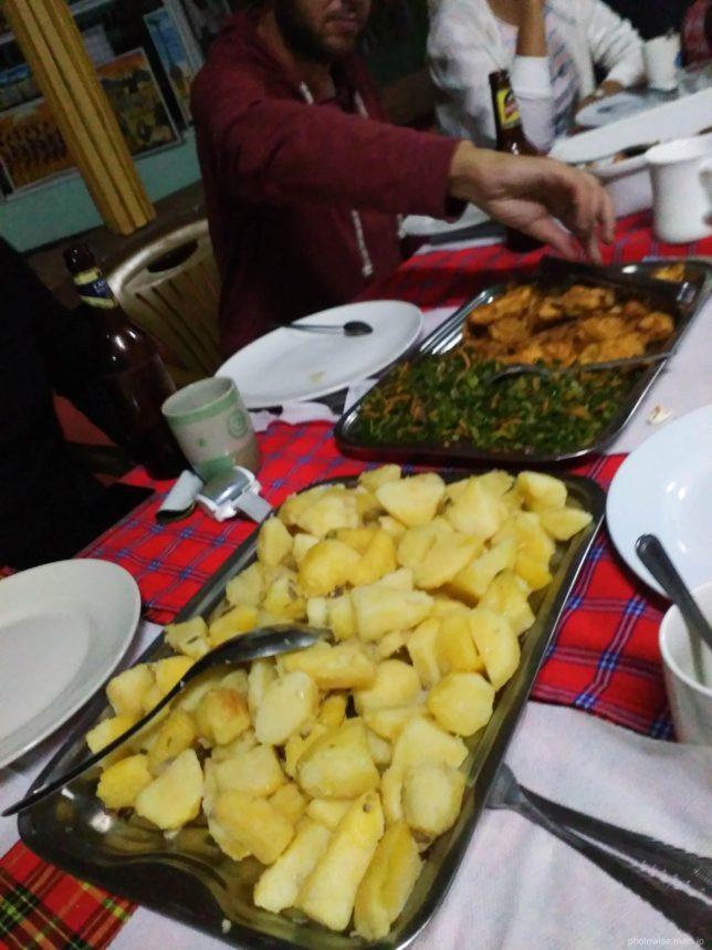 1st dinner
