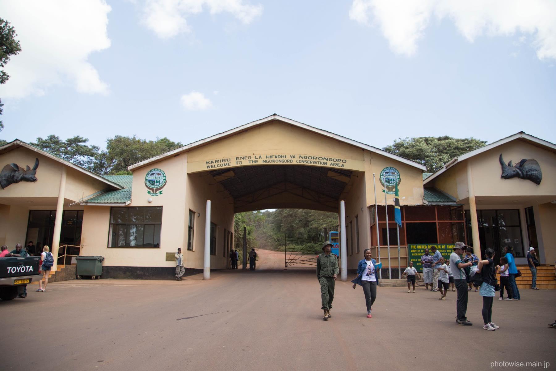 ンゴロンゴロ保全地域の画像 p1_33