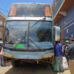 ルレナバケ行きのバス