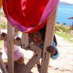 タキーレ島の少女