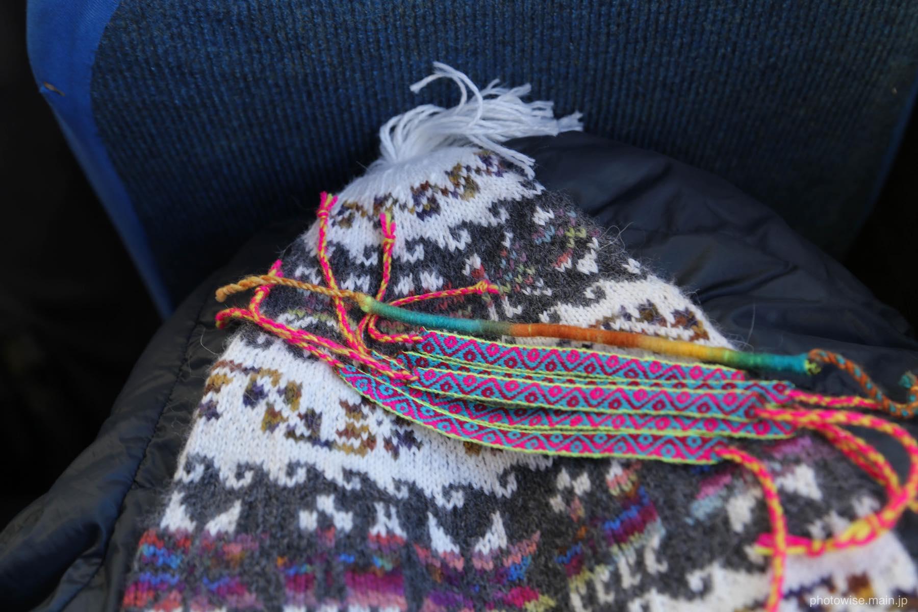 タキーレ島の帽子