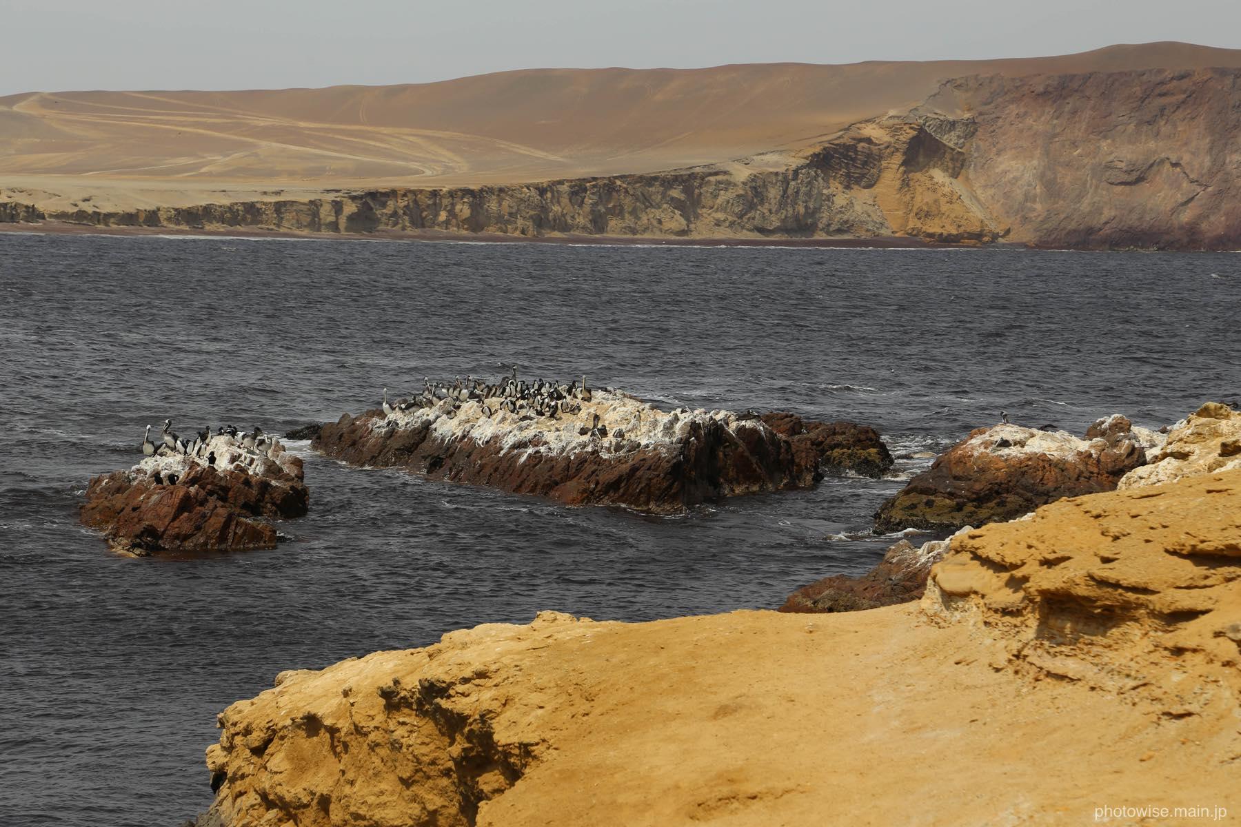 Lagunillas沖