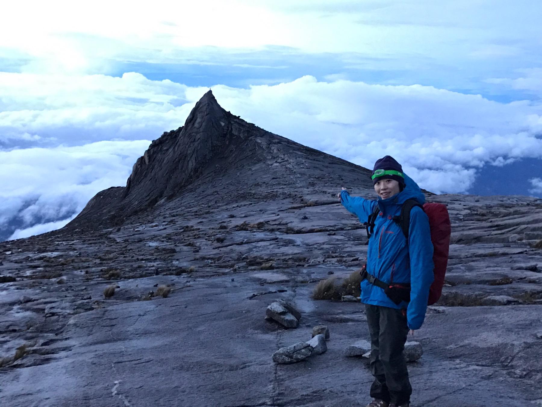 キナバル山の画像 p1_37