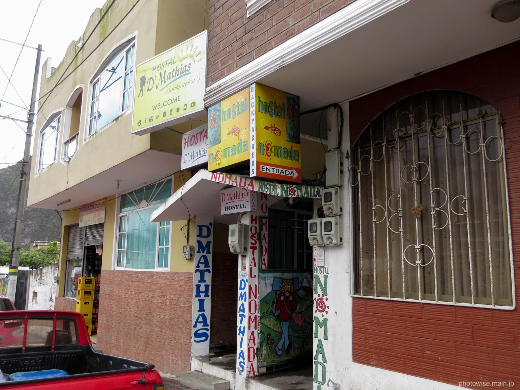 Hostal D'Mathias Backpackers