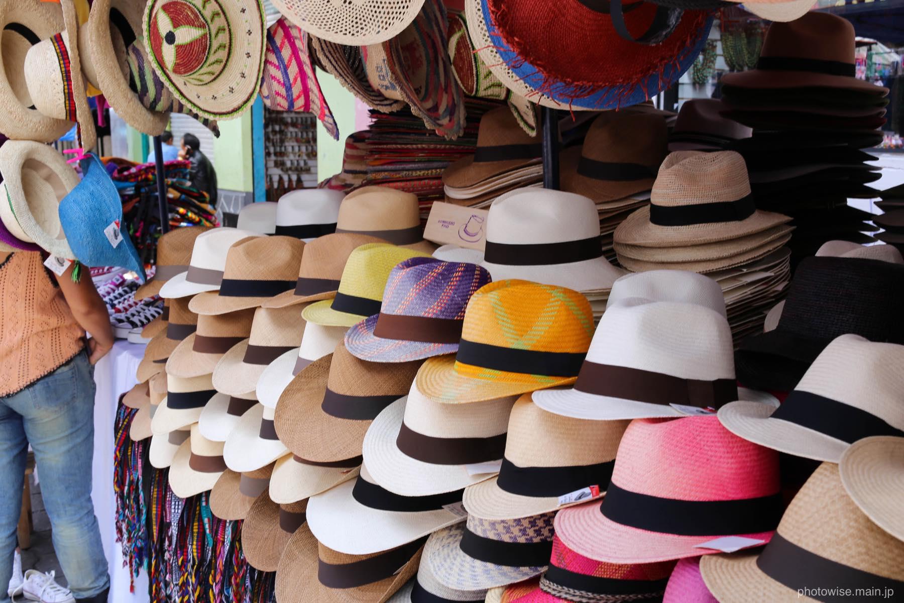 オタバロ帽子