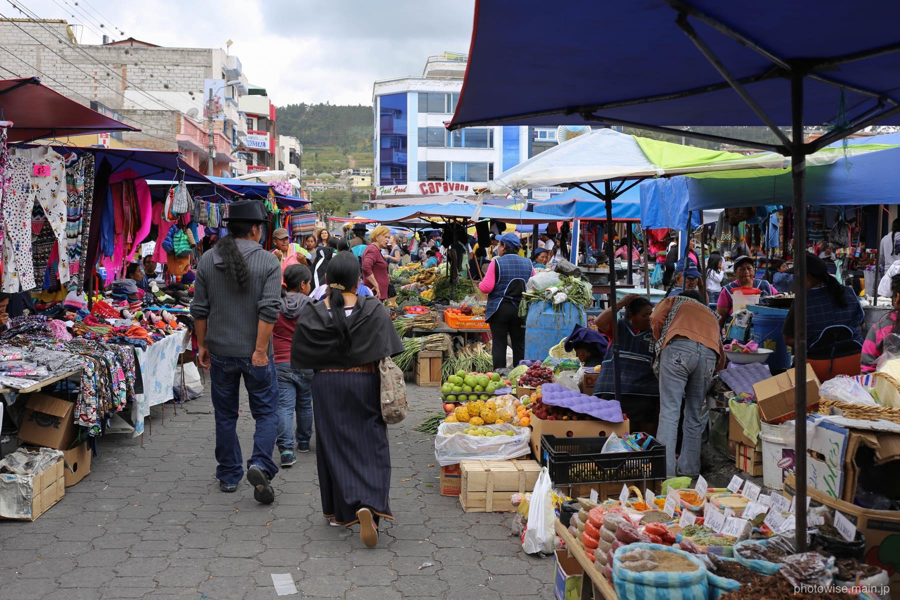 plaza de ponchosのフードコーナー