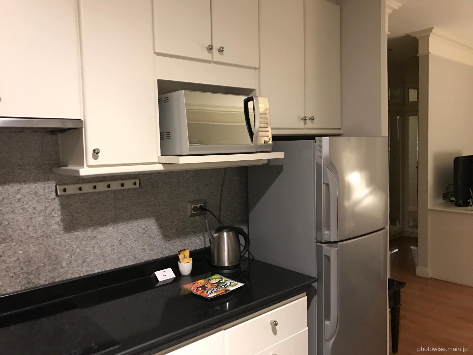 簡易キッチン
