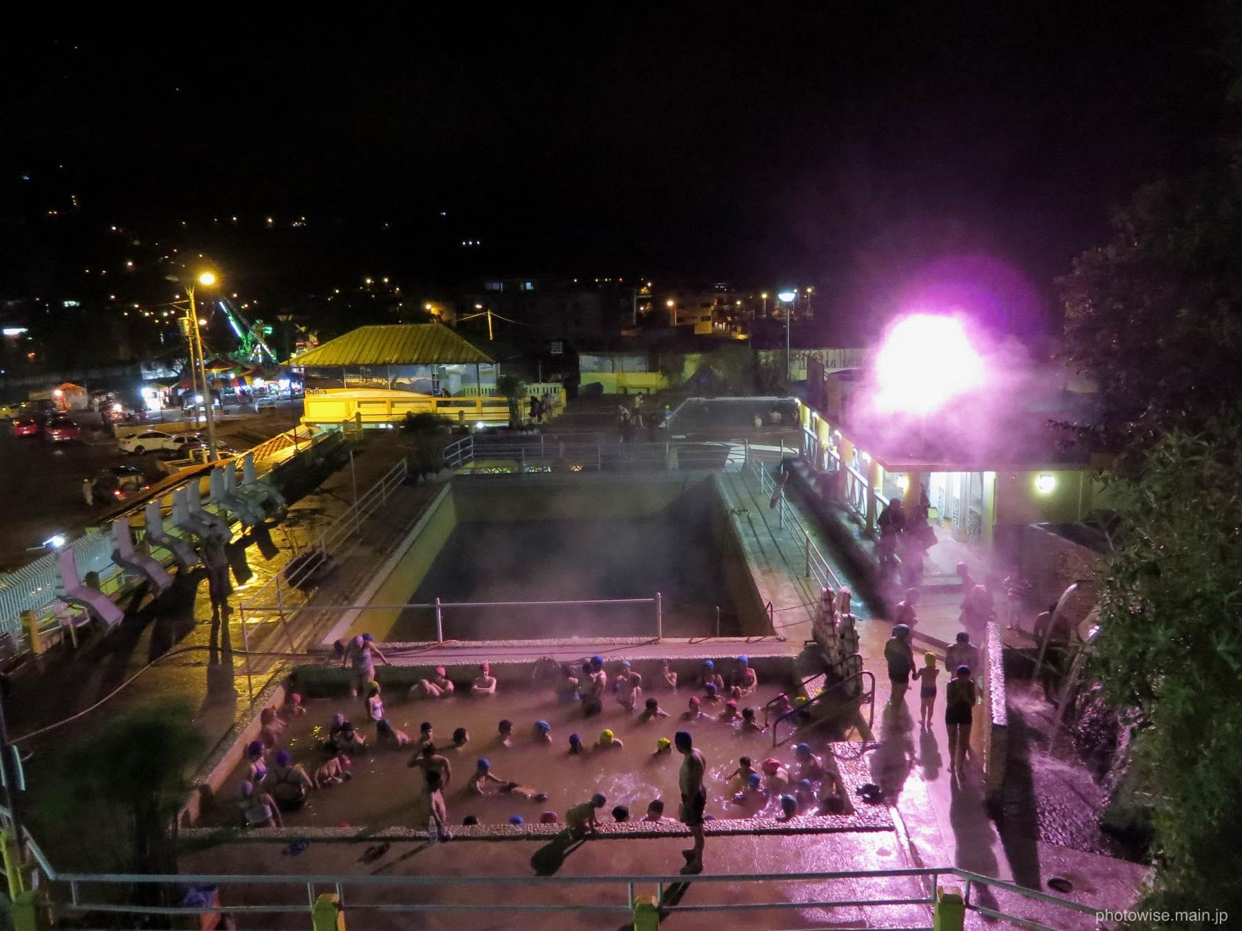 バニョス温泉2F