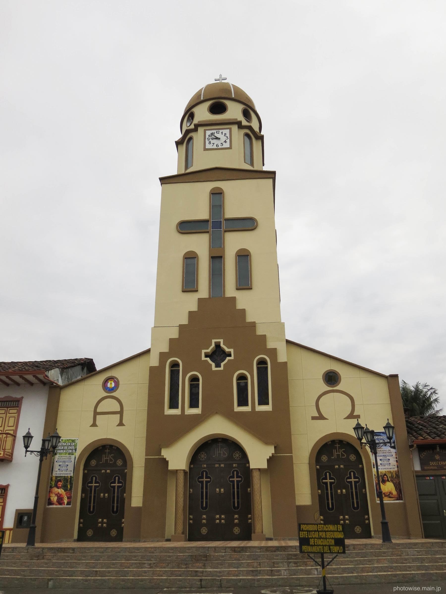 サレントの教会
