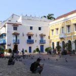 カルタヘナの旧市街