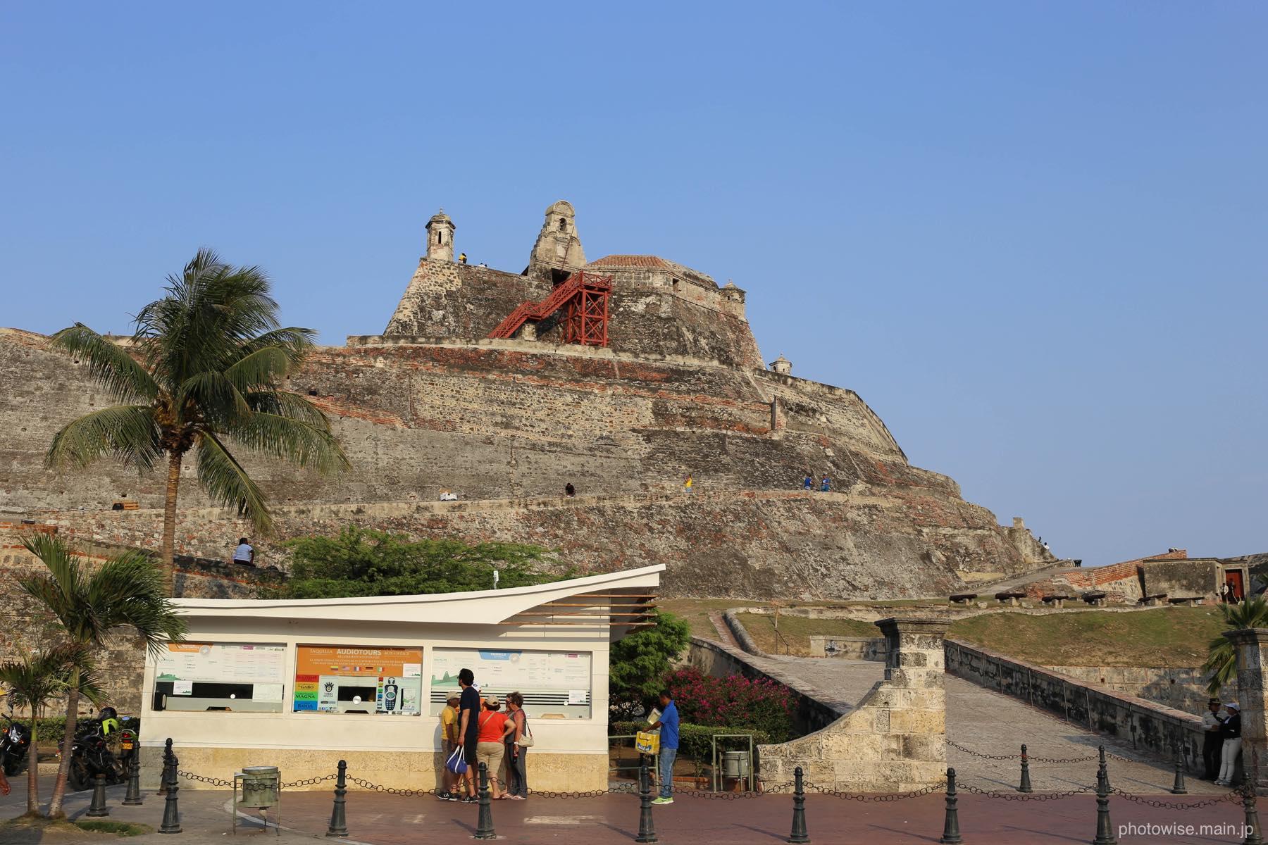 サンフェリペ要塞