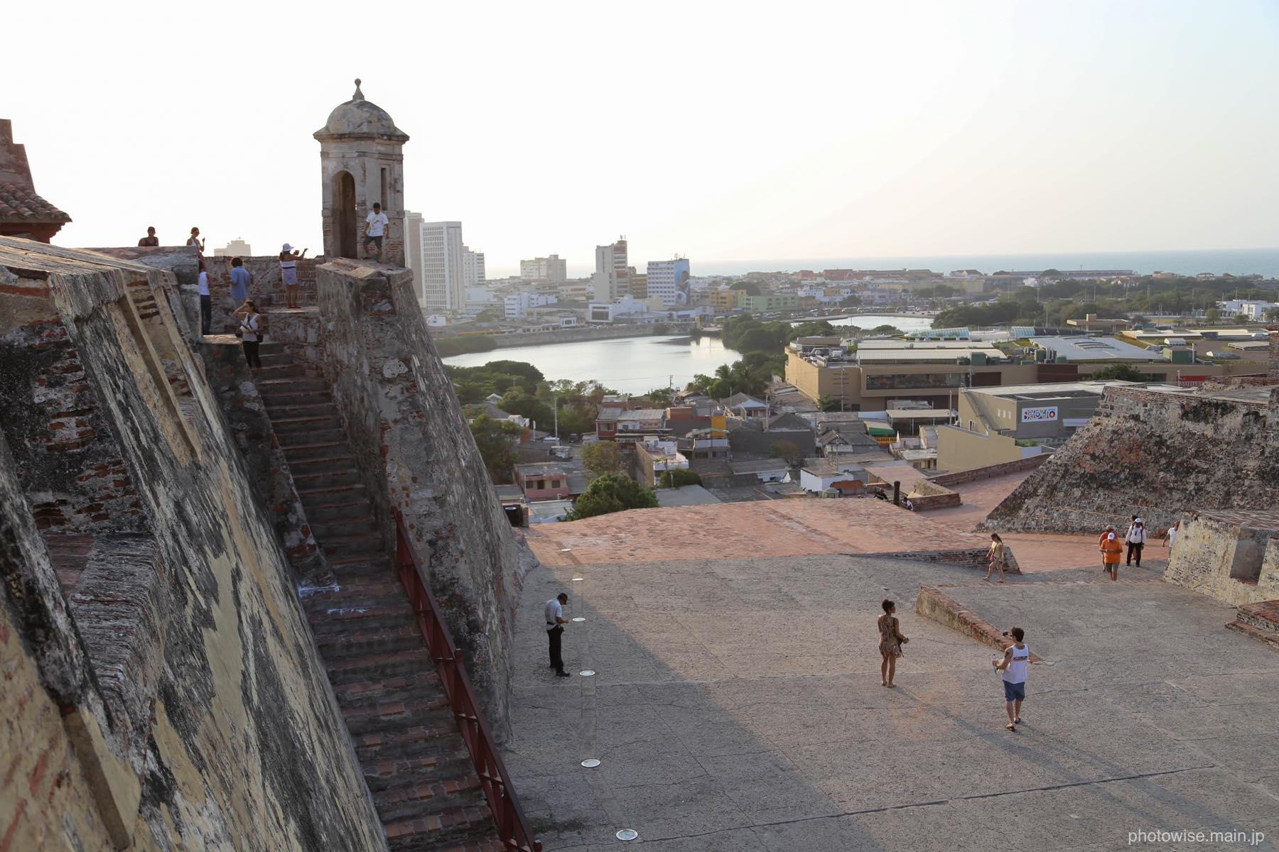 サンフェリペ城塞