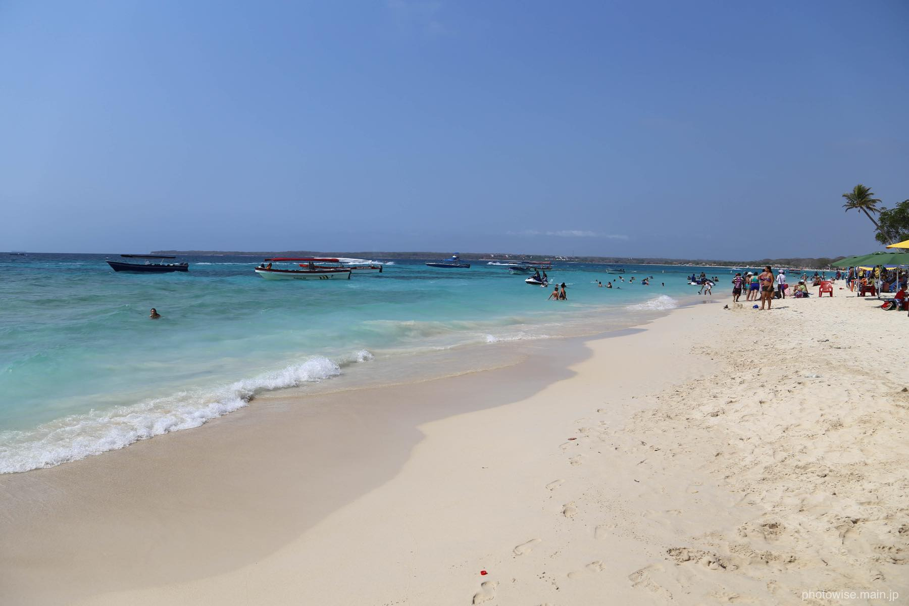 playa blanco