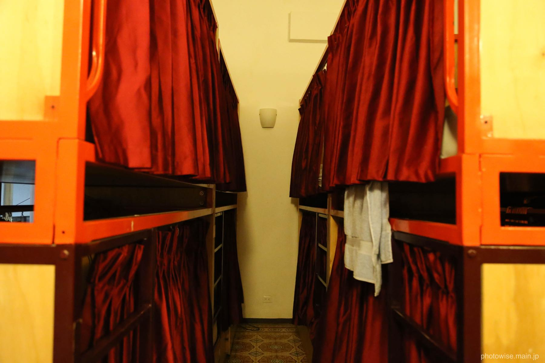 12bed dormitory