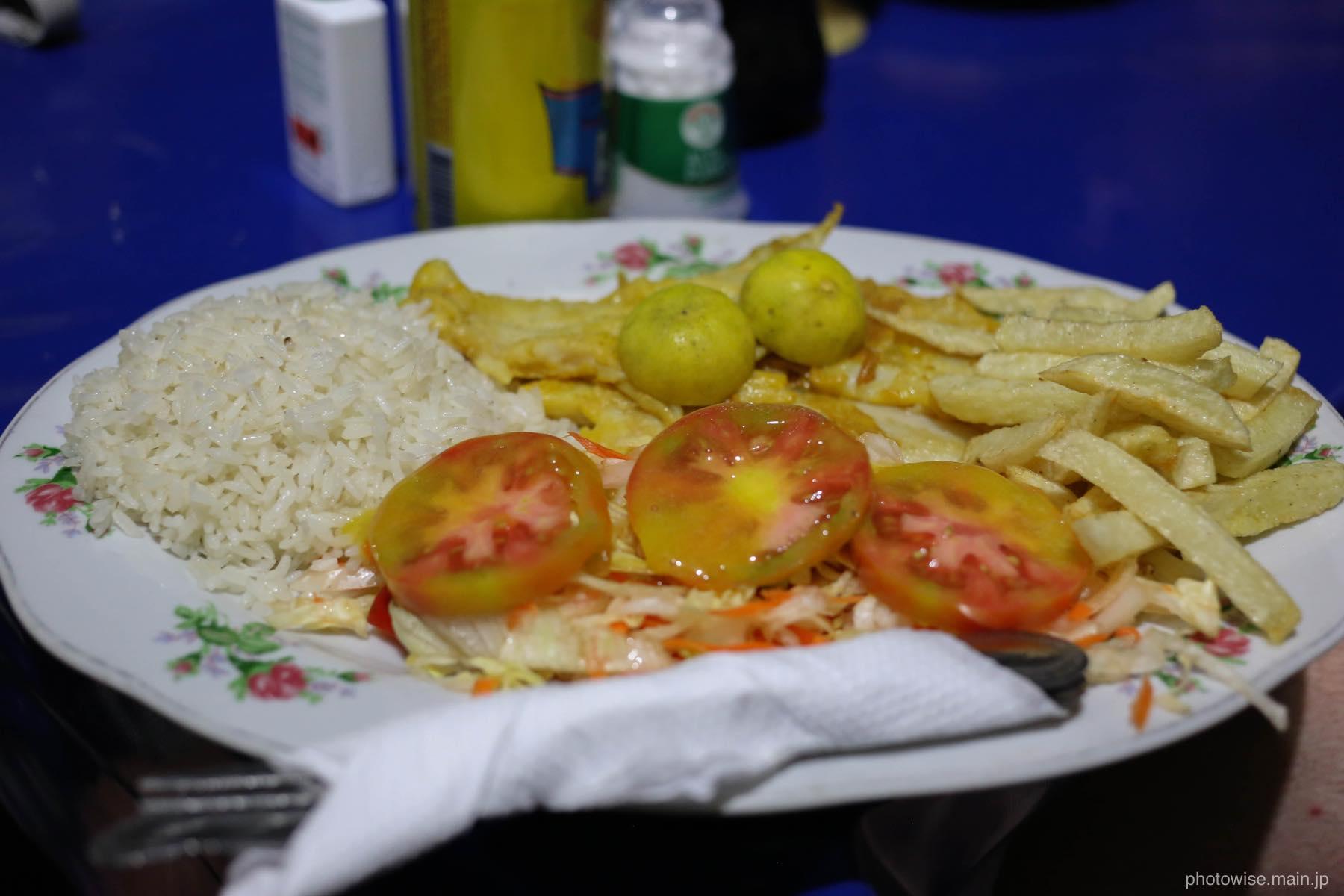 pescado de asado