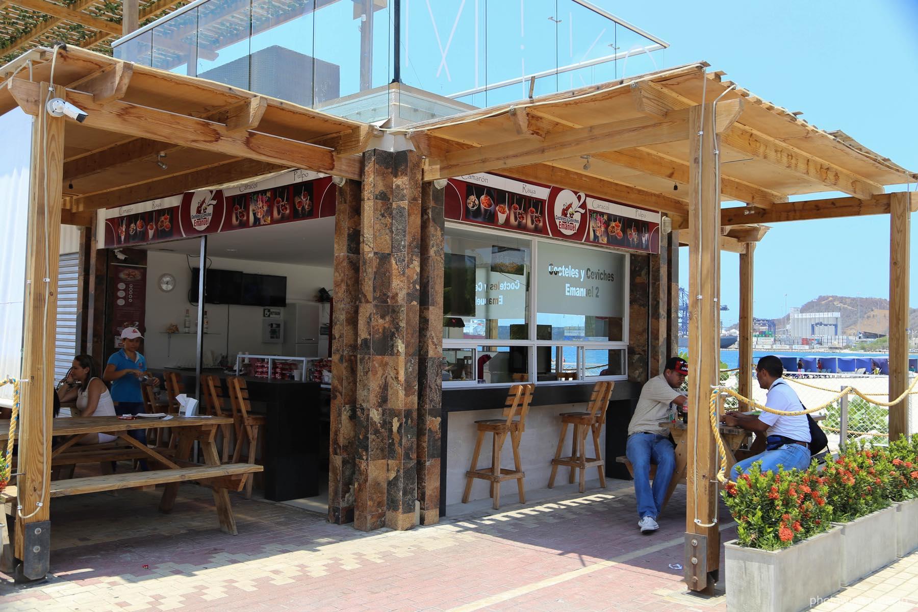 セビーチェのお店