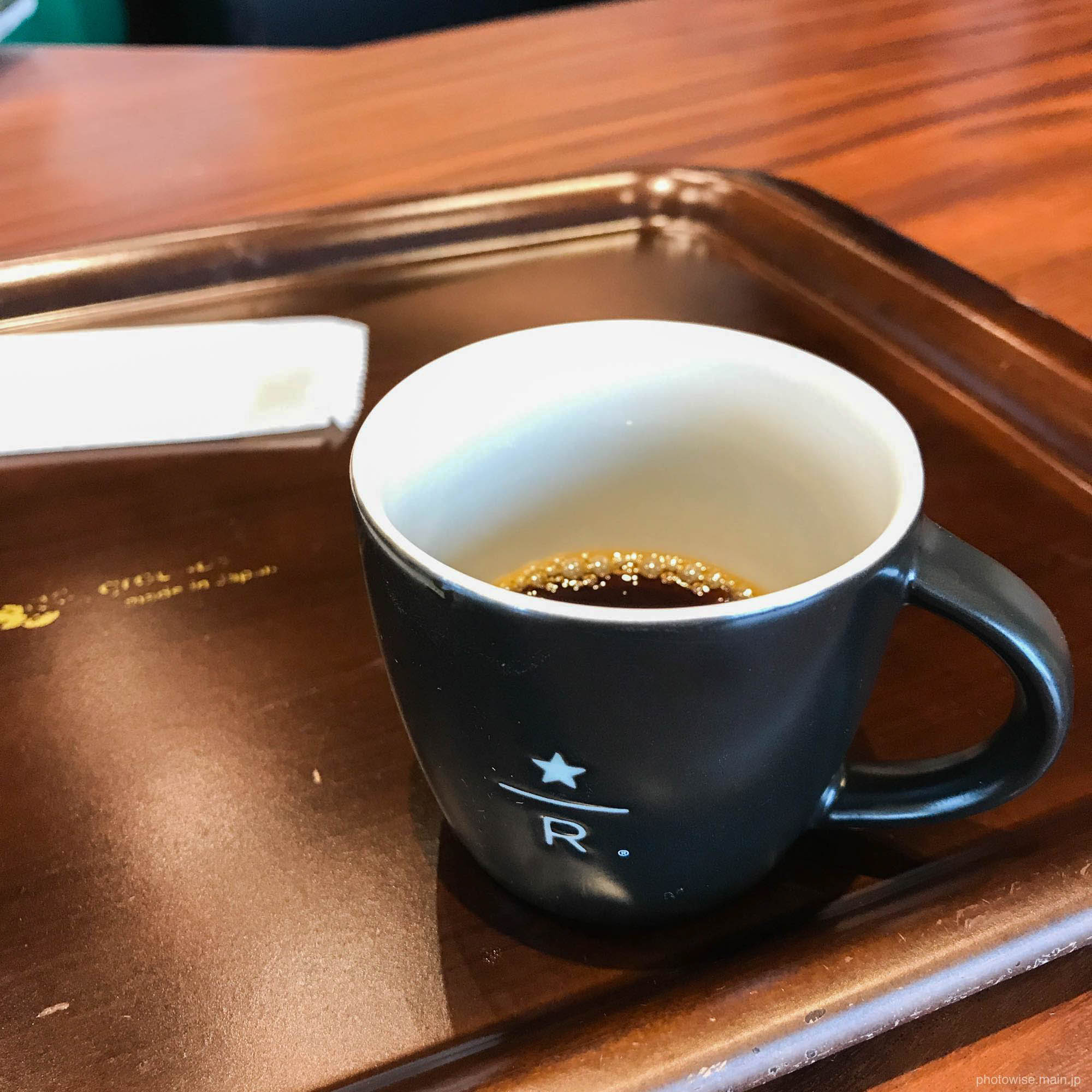 リサーブコーヒー試飲