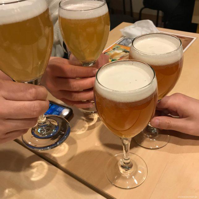 大衆酒場りんでクラフトビール