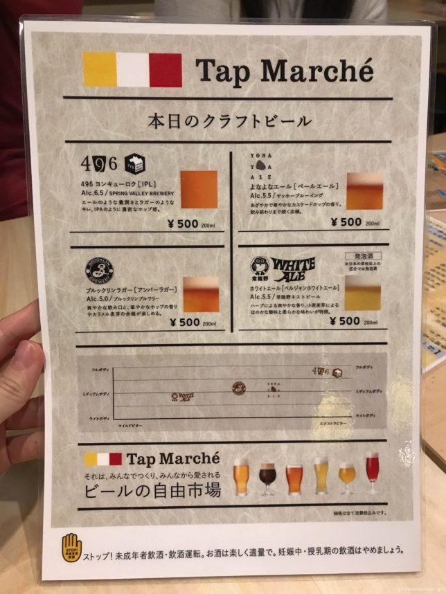 大衆酒場りん・クラフトビール