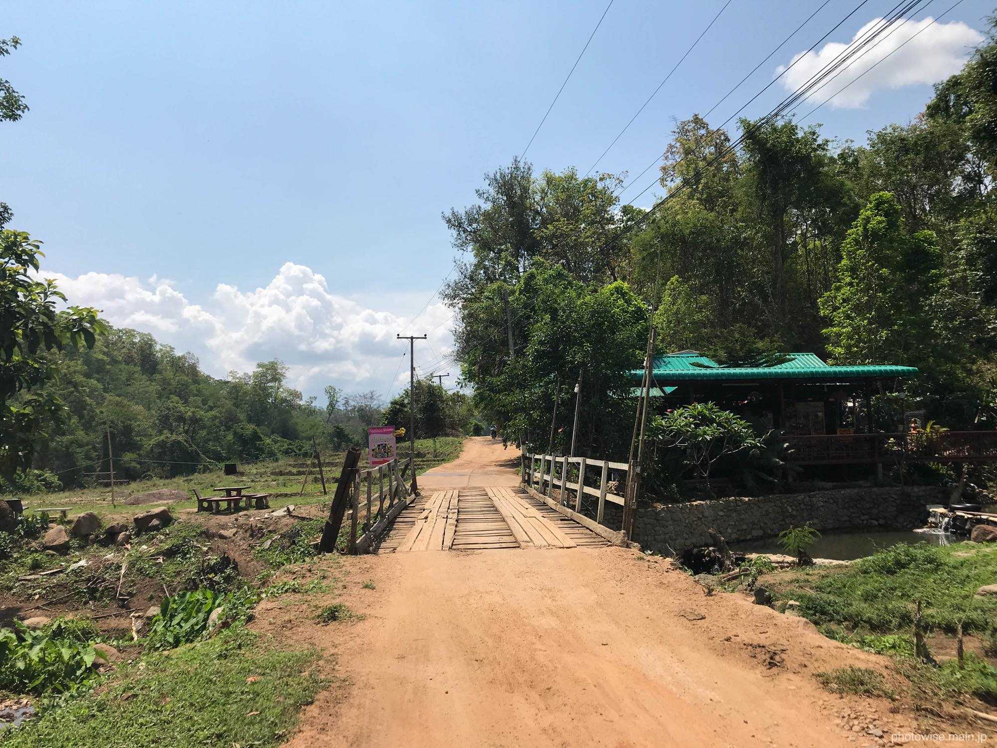 pambok village周辺