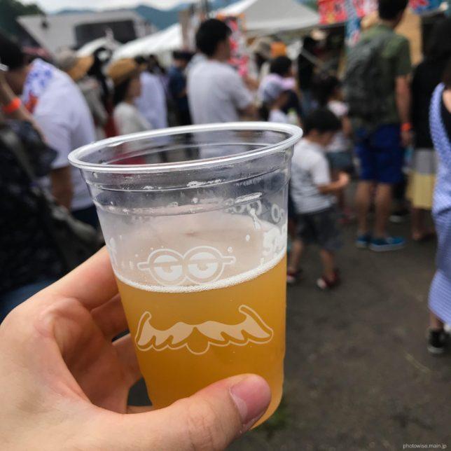 ゆずのビール