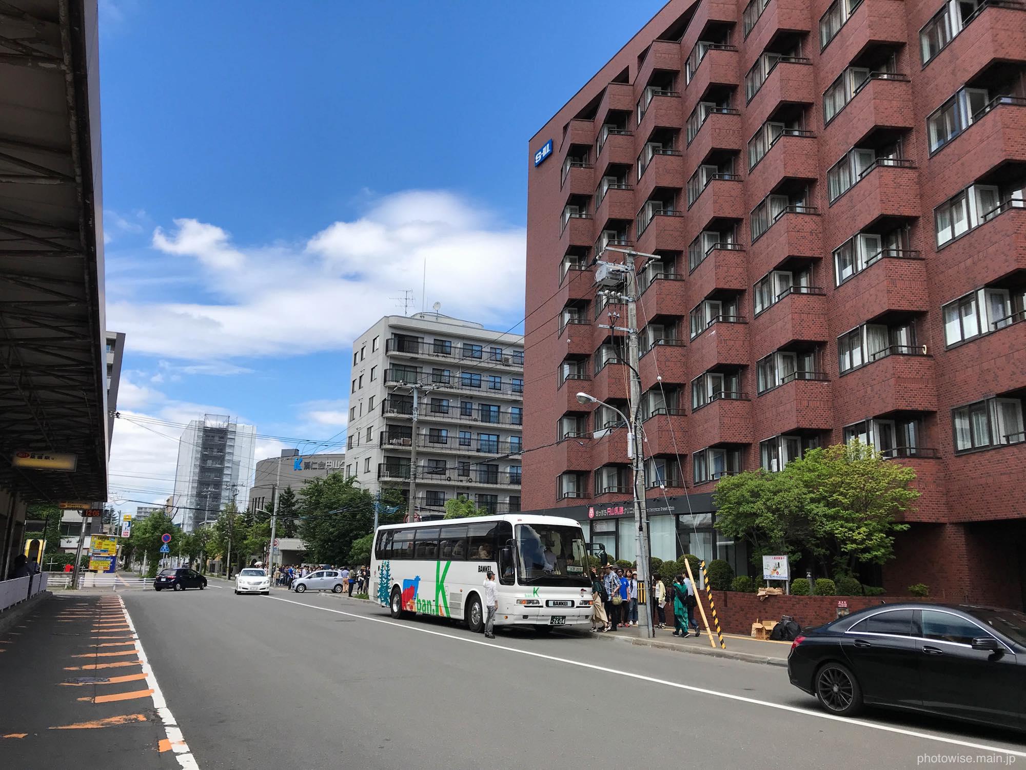 SCBF臨時バス