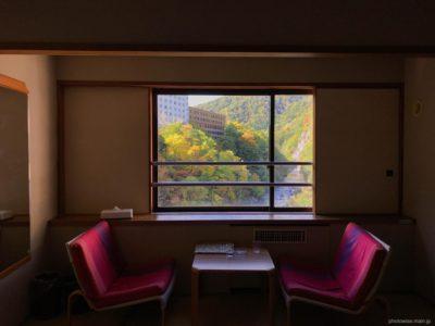 定山渓ホテルタワー館客室