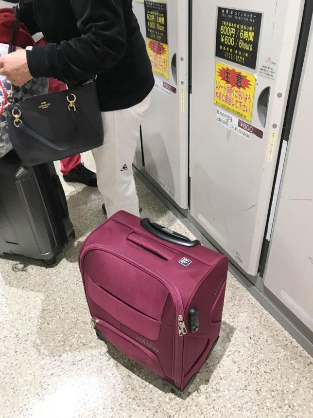 入れ子になったスーツケース