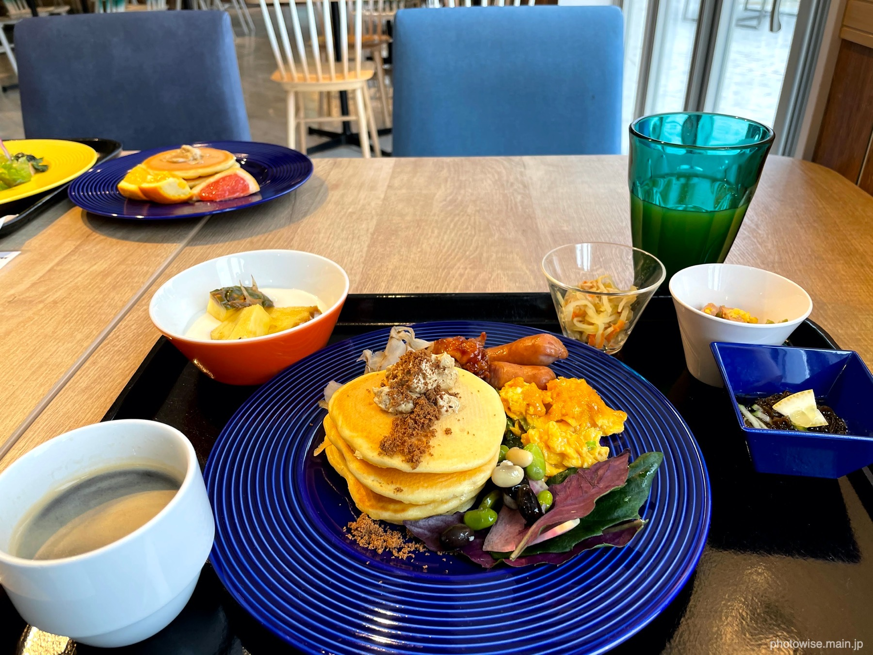 Ally'sの朝食