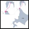 北海道から出国してロシア入りする方法